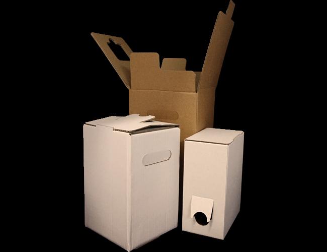 Cutii de tip BAG-IN-BOX