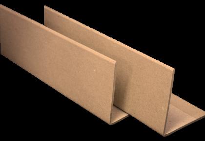 Coltare din carton presat