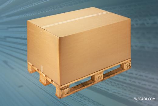container-carton-palet